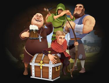 Free spins på Robin Hood Shifting Riches B_Promo_Casino_RobinHood